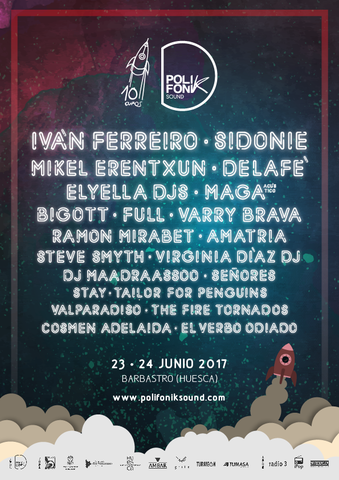 Cartel PolifoniK Sound 2017