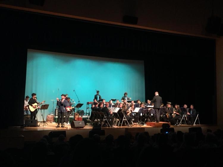 La Banda de Música rememora este sábado su historia en un concierto