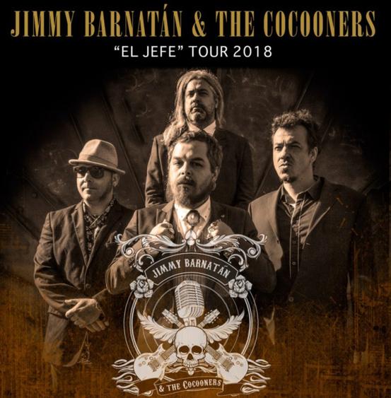 Jimmy Barnatán destapa este viernes La Caja de Música presentando