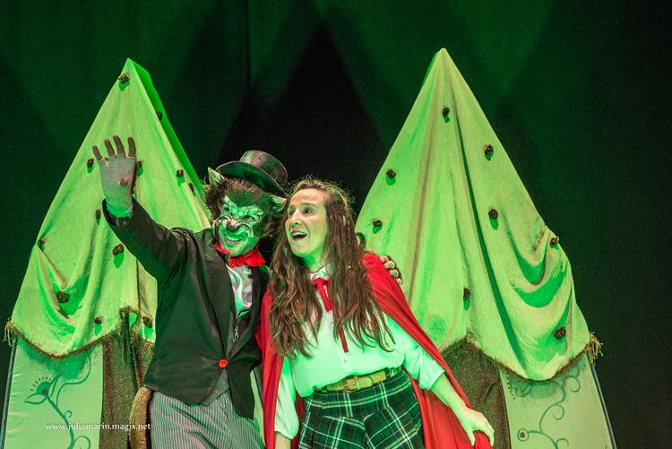 Mikrópera, una divertida experiencia lírica para descubrir la ópera en familia