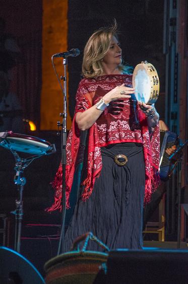 Olga y los Ministriles presenta el sábado su cuarto disco en Barbastro