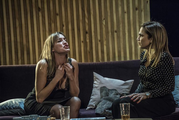 Toni Acosta y Cristina Alcázar protagonizarán el sábado 10