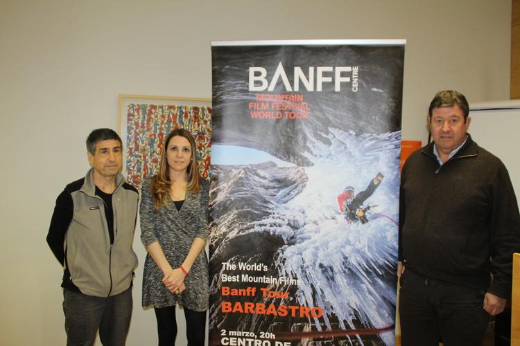 Una exposición de fotografía de montaña y 15 proyecciones, en el Banff