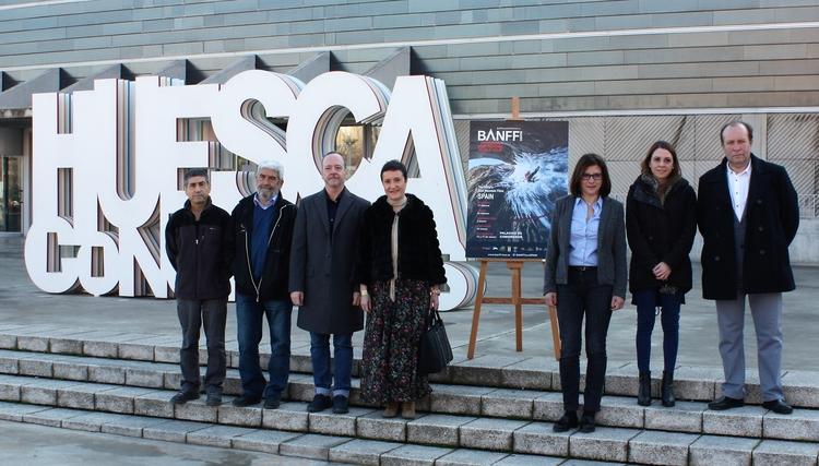 Arranca la tercera edición del Festival de Cine de Banff, que en marzo llega a Barbastro