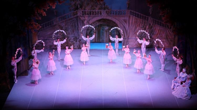 El Ballet de San Petersburgo hará dos sesiones de La Bella Durmiente