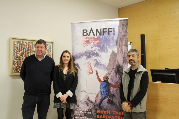 Nueve cortos, una película y una exposición sobre Ordesa en el Banff