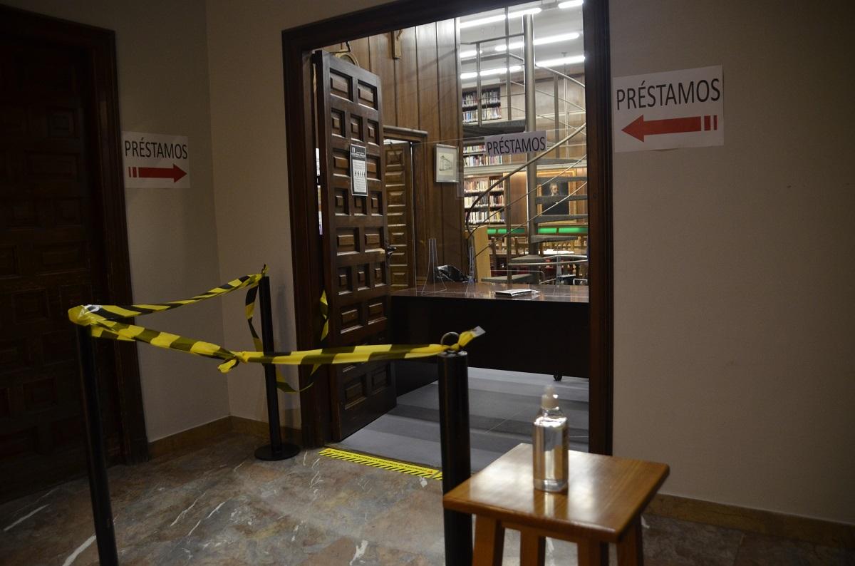 La Biblioteca Municipal Hermanos Argensola reabre sus puertas con cita previa el lunes 25 de mayo