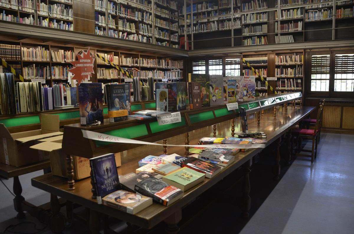 La Biblioteca Municipal 'Hermanos Argensola' modifica su horario de apertura al público