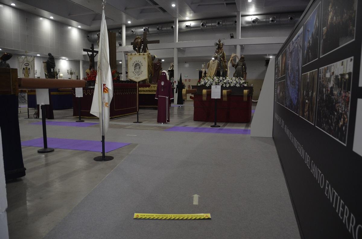 El Ayuntamiento de Barbastro reabre las salas de exposiciones del Centro de Congresos