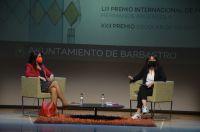 Certamen_Literario_2021_Ioana_Gruia_y_Mara_ngeles_Naval_Ayuntamiento_de_Barbastro
