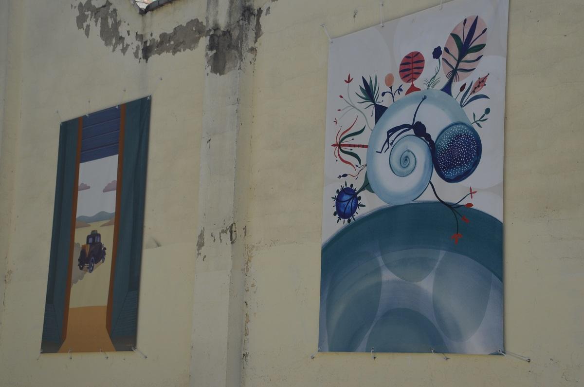 'La casa que nos habita' llega a la Biblioteca Municipal y a las calles de Barbastro