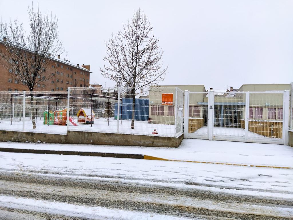 La Escuela Municipal Infantil de Barbastro reanudará mañana las clases