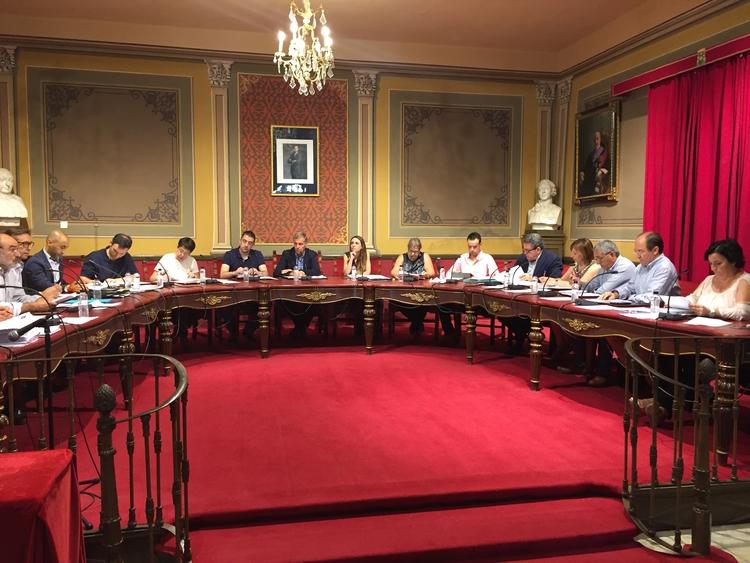 El Pleno aprueba el convenio para la ejecución de las obras de las travesías