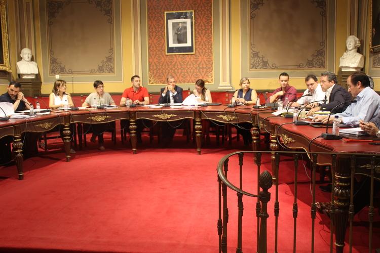 El Pleno aprueba destinar más de un millón de euros a inversiones financieramente sostenibles