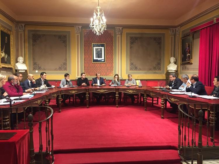 El Pleno aprueba la modificación de la ordenanza fiscal reguladora del agua