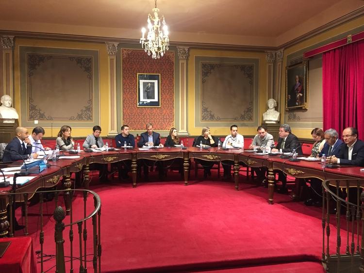 El Pleno aprueba la creación de la comisión especial del cementerio
