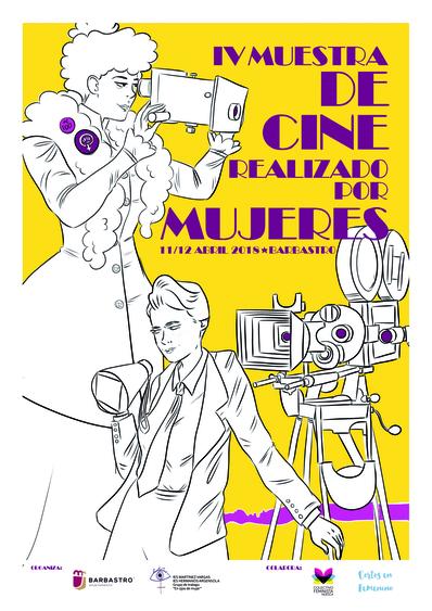 Miércoles y jueves, IV Muestra de Cine Realizado por Mujeres de Barbastro