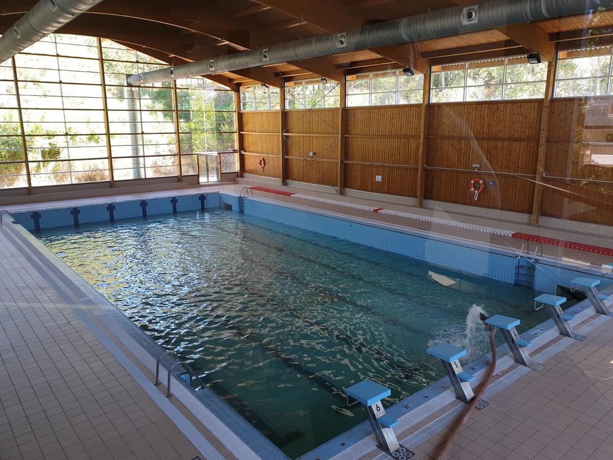 La piscina cubierta reabre sus instalaciones el lunes 14 de septiembre