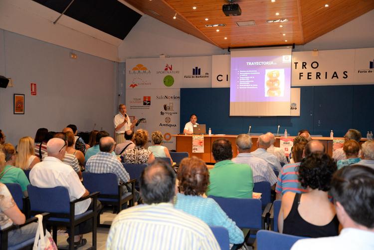 Una decena de ponencias en las  jornadas técnicas agrícolas de FERMA