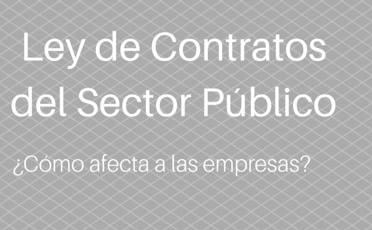 Talleres para empresas sobre los contratos con la administración pública