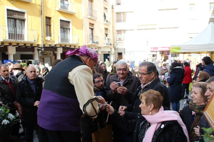 Miles de personas vuelven a citarse con la Feria de la Candelera