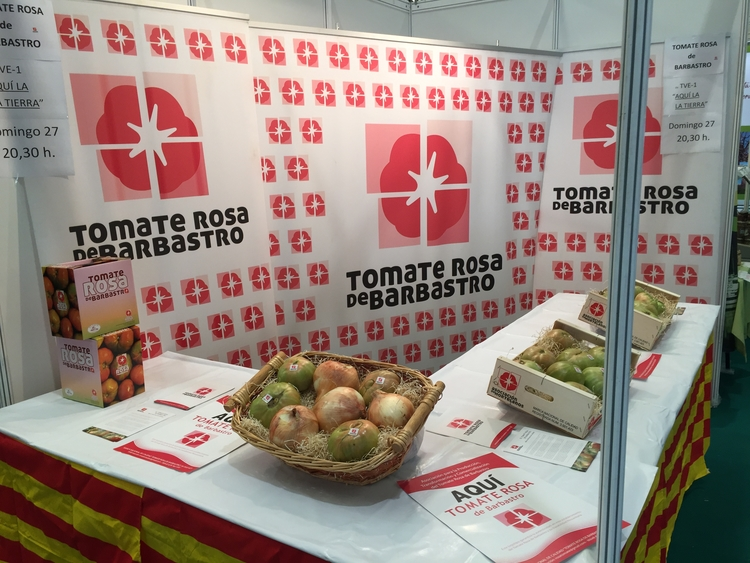 Trofeo FERMA  para la Asociación de Hortelanos del Alto Aragón