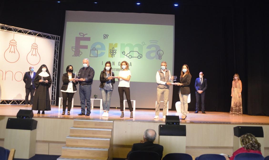 Barbastro reconoce con el Trofeo FERMA la labor de las cuatro residencias de la ciudad durante la pandemia