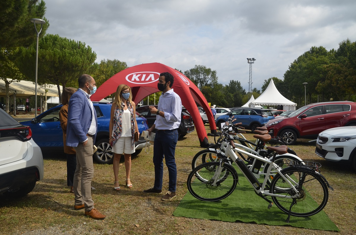Barbastro acoge este fin de semana FERMA Mobility y la Feria de la Cerveza Artesana