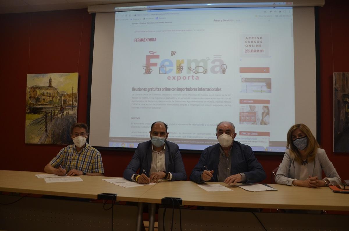 FERMAexporta, una oportunidad para mejorar el grado de internacionalización de las empresas barbastrenses