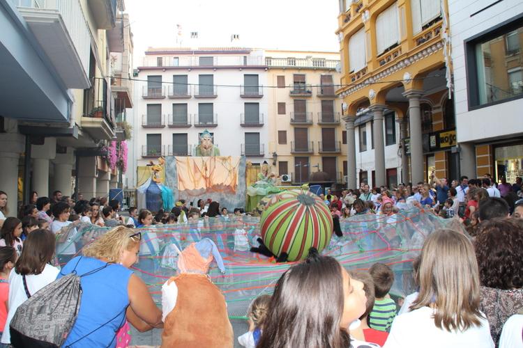 Las alta participación en los actos programados marca las Fiestas de Barbastro