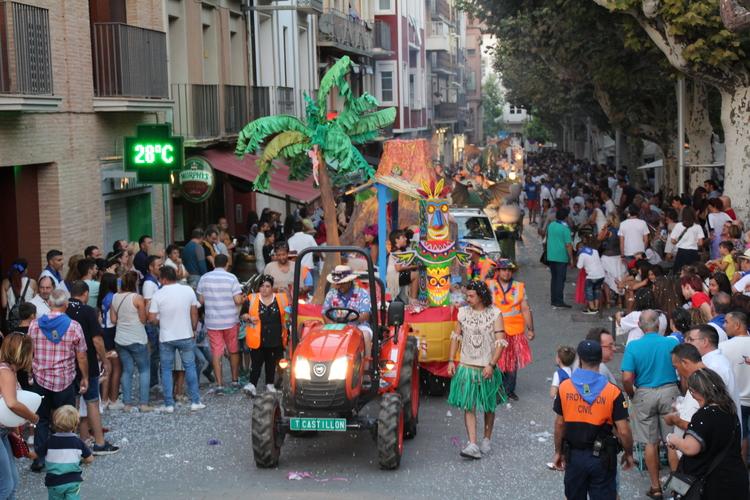 El miércoles se entregan los premios del Concurso de escaparates de las Fiestas