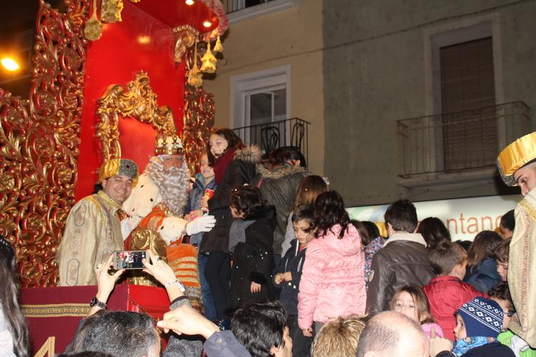 El Paje Real atenderá a los niños en Año Nuevo en la plaza del Mercado