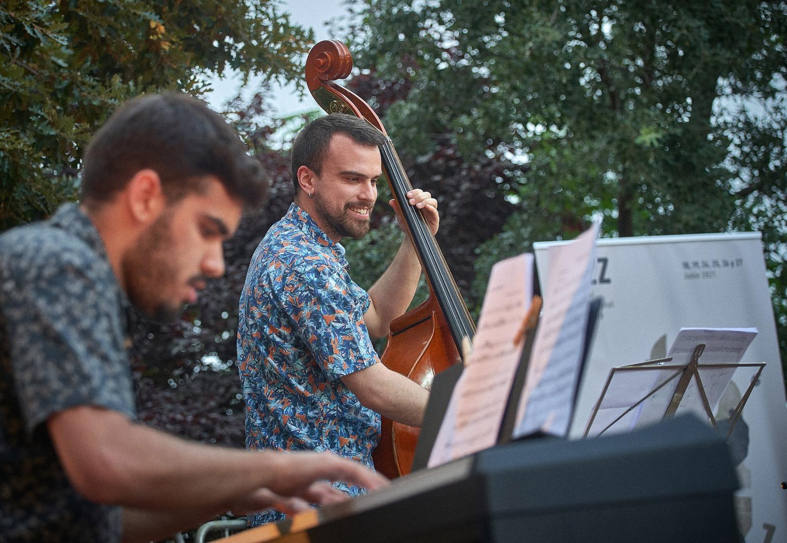 Gran respuesta de público en el inicio del Festival Internacional de Jazz de Barbastro