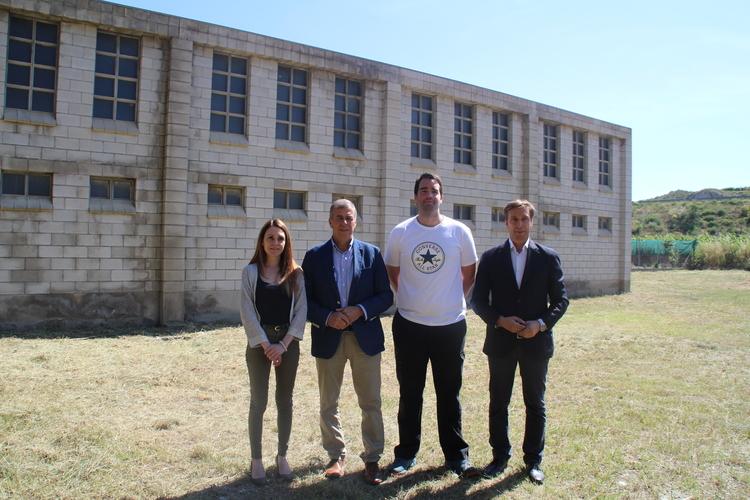 El Ayuntamiento adquiere los terrenos para la depuradora del polígono Valle del Cinca