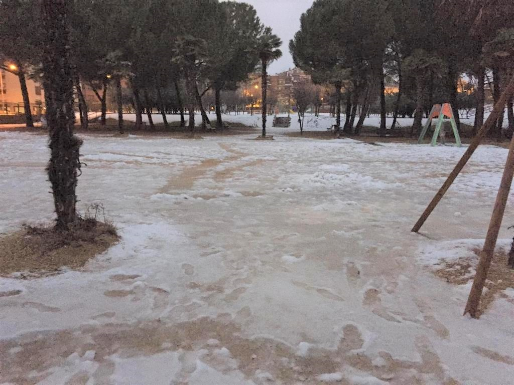 El Ayuntamiento de Barbastro mantendrá cerrado el Parque de La Paz hasta nuevo aviso