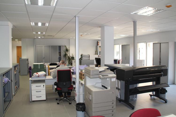 El Área de Urbanismo traslada sus oficinas a la calle Argensola