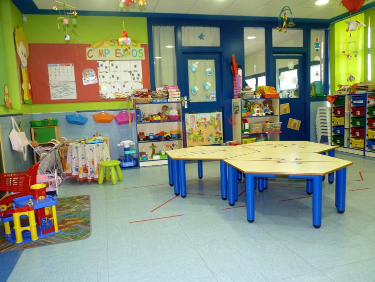 La Escuela Municipal Infantil abre el lunes el plazo de preinscripción