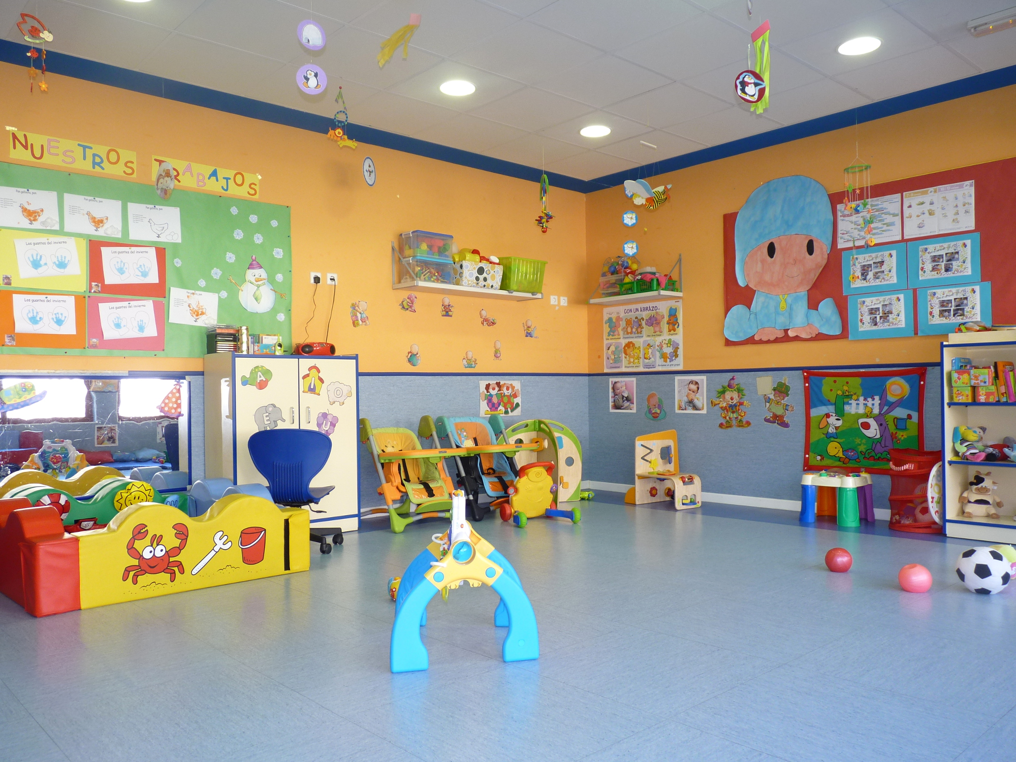 Pospuesto el plazo de preinscripción de La Escuela Municipal Infantil