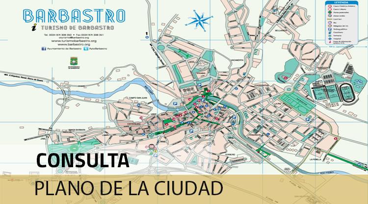 Plano de la ciudad for Plano de un vivero forestal
