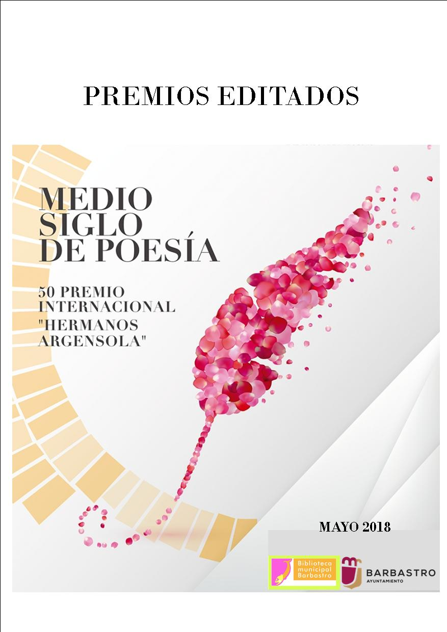 FOLLETO PREMIOS EDITADOS